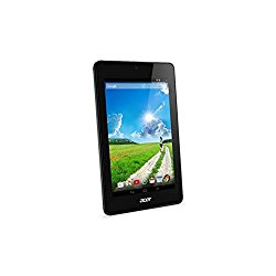 Acer Iconia One 7 B1-730-18YX 7-Inch 8 GB Tablet, NT.L4KAA.001 (Black)