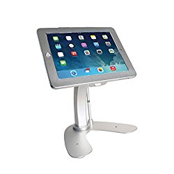 Anti-Theft Security Kiosk Stand for iPad, iPad Air, and iPad Pro 9.7