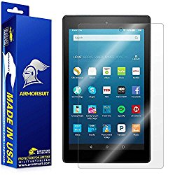 ArmorSuit MilitaryShield Anti-Bubble Ultra HD Screen Protector for Fire HD 8 Tablet (6th Gen)