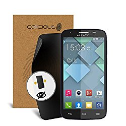 Celicious Privacy Alcatel OneTouch POP C7 [2-Way] Filter Screen Protector