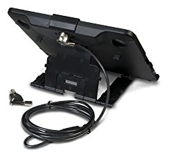 CTA Digital Anti-Theft Case with Built-In Stand with Foam Insert for iPad (1st-4th generation)