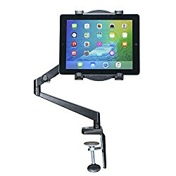 CTA Digital Tabletop Arm Mount for 7-12″ Tablets PAD-TAM