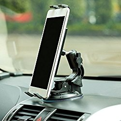 Heavy Duty Premium Car Mount Dash Windshield Tablet Holder Dock for Amazon Kindle, DX, Fire, Fire HD 6, HD 7 8 10 – Fire HD 8.9, HD8, HD10, Kids Edition – Kindle Fire HDX, HDX 7, HDX 8.9