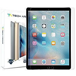 iPad Pro (12.9″) Glass Screen Protector, Tech Armor Premium Ballistic Glass Apple iPad Pro 12.9-inch Screen Protectors [1]