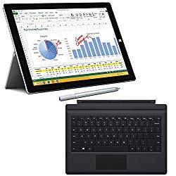 Microsoft Surface Pro 3 512 GB Intel Core i7 Black Type Cover Bundle