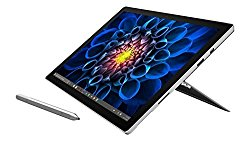 Microsoft Surface Pro 4 256GB i5 8GB RAM with Windows 10 Anniversary Update (12.3-Inch Touchscreen Display, 2.4GHz Intel Core i5) Newest Version