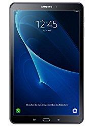 Samsung Galaxy Tab A SM-T585 16GB Black, 10.1″ , WiFi + Cellular Tablet, GSM Unlocked International Model, No Warranty