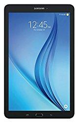 Samsung Galaxy Tab E 9.6″; 16 GB Wifi Tablet (Black) SM-T560NZKUXAR