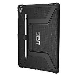 UAG Folio 9.7-inch iPad Pro Feather Light Composite [BLACK] Military Drop Tested iPad Case