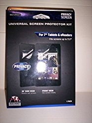 Universal Privacy Screen Protector