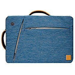 VanGoddy Blue Slate 3-in-1 Hybrid Laptop Bag for Apple iPad Pro / iPad / iPad Air / 9.7″-12inch Tablet's