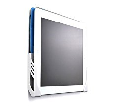 White Koala Damage-free Tablet Wall Mount Dock by Dockem; for iPad, Android and Windows Tablets, and Smartphones