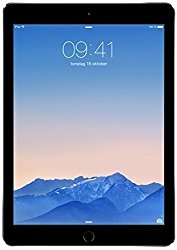 Apple iPad Air 2 MGL12LL/A 9.7-Inch, 16 GB Tablet (Space Gray) (Certified Refurbished)