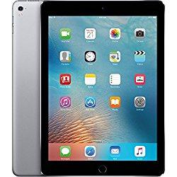 Apple iPad Pro Tablet (32GB, Wi-Fi, 9.7″) Space Gray (Certified Refurbished)