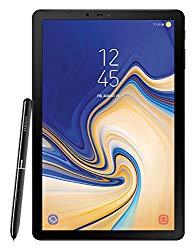 Samsung Electronics SM-T830NZKAXAR Galaxy Tab S4, 10.5″, Black