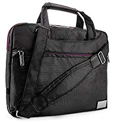 Durable Nylon Lightweight Compact Messenger Bag For Amazon Tablets (Fire, Kindle Fire, HDX, HD)