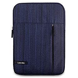 iPad mini Case, iPad mini 4 sleeve, Water Repellent Tablet Sleeve for iPad Mini 4/3/2, Samsung Galaxy Tab A 8-Inch / ASUS ZenPad Protective Bag, Blue