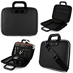 SumacLife Cady 12.2-inch Tablet Bag for Samsung Galaxy Note Pro & Tab Pro (Black)