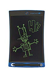 Boogie Board Jot 8.5 LCD Writing Tablet + Stylus Smart Paper for Drawing Note Taking eWriter Blue