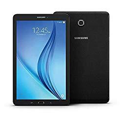 Samsung Galaxy Tab E 9.6″ 16GB WiFi – Black with $25 Google Play Credit