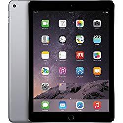 Apple IPad Air 2 WI-FI 64GB Space Gray (Renewed)