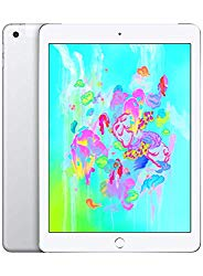 Apple iPad (Wi-Fi + Cellular, 32GB) – Silver (Previous Model)