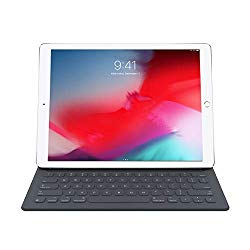 Apple Smart Keyboard for 12.9-inch iPad Pro 2nd Generation / 1st Generation – Gray (MJYR2LL/A) – (Renewed)