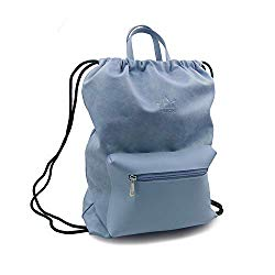 Huion Water-Resistant Artist Portfolio Tote and Backpack Bag for Carrying Graphic Tablet or Pen Display 18.9×15 Inch (Blue)
