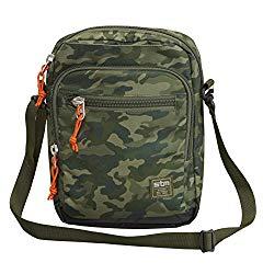 STM Link Tablet Shoulder Bag, for 8 to 10-Inch Tablets – Green Camo (stm-212-039J-36)