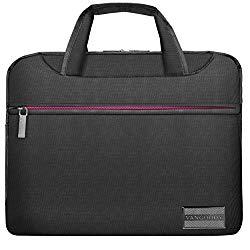 VanGoddy Slim Protective Pink Nylon Messenger Bag Suitable for Microsoft Surface Go 10.1″ 2-in-1 Windows Tablet