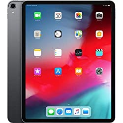Apple iPad Pro (12.9-inch, Wi-Fi, 256GB) – Space Gray (Latest Model)